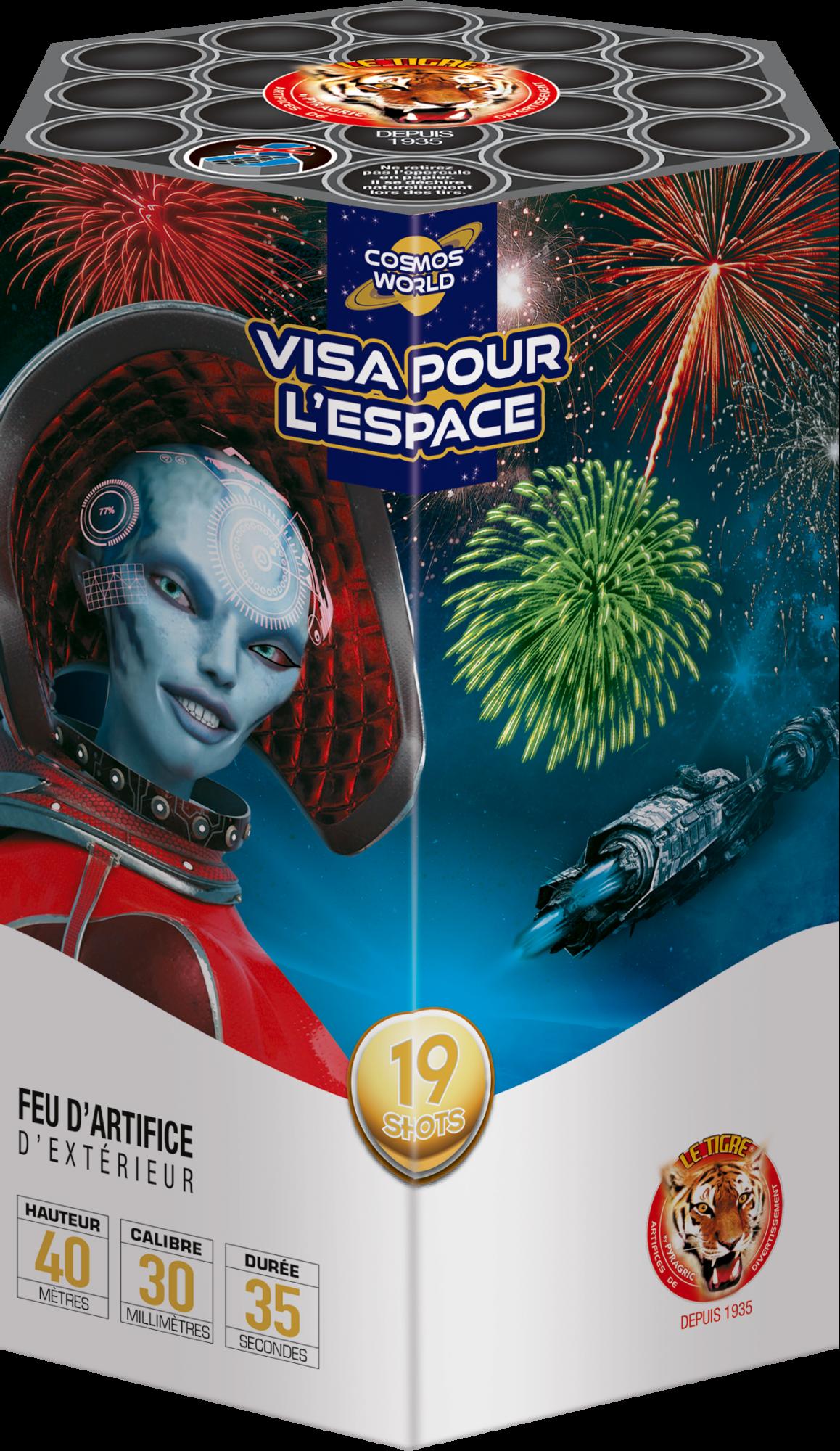 P151599-VISA POUR ESPACE