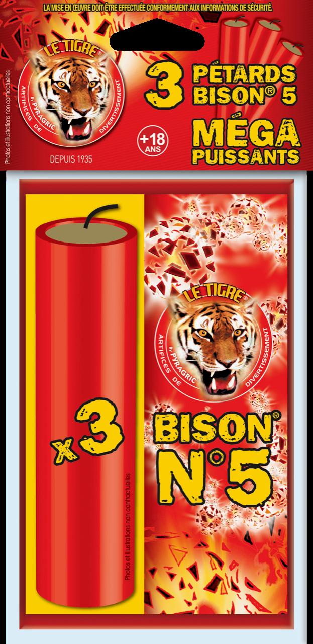 Bison5Sachet