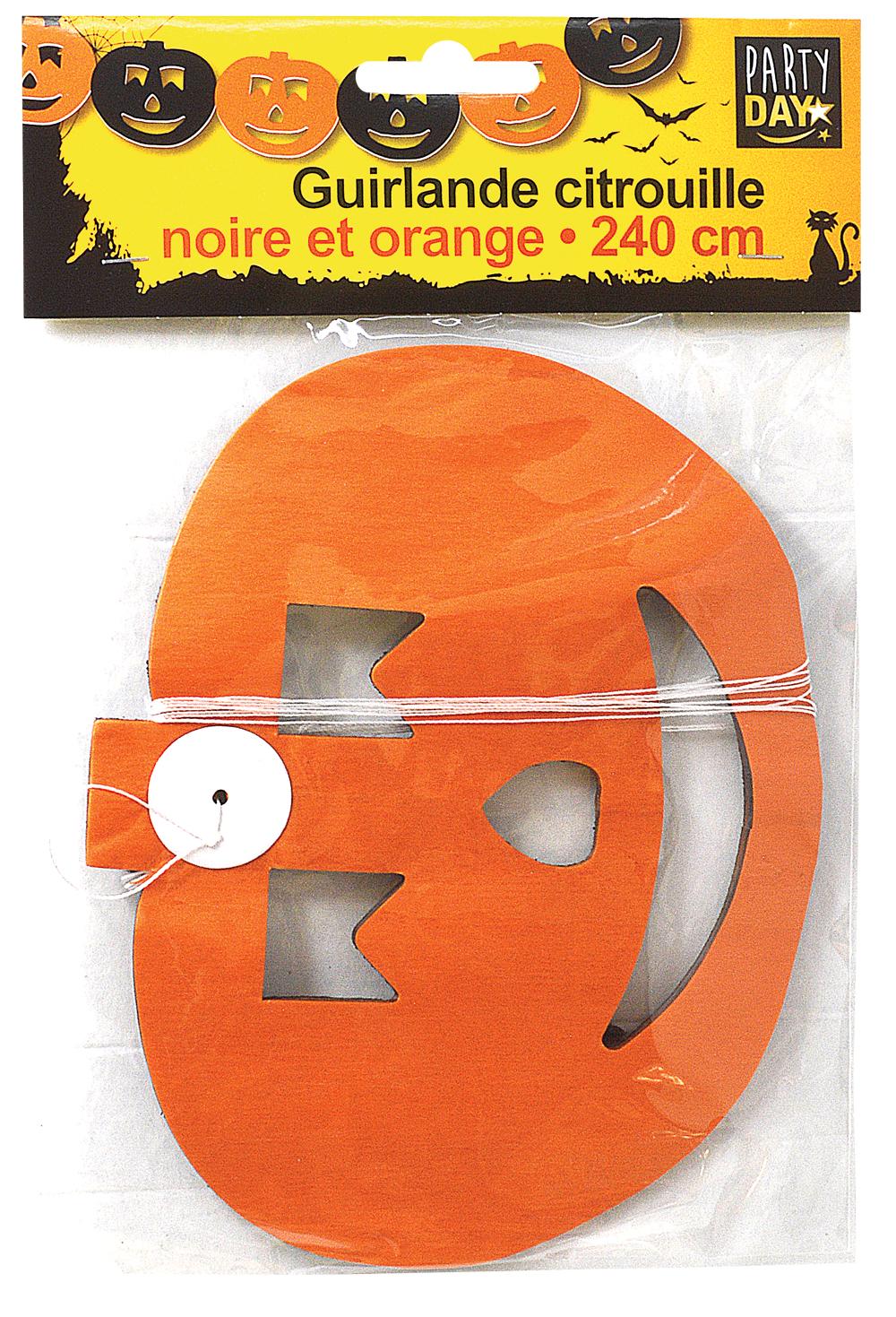 P154599-GUIRLANDE-HALLOWEEN-PUMPKIN-3D-sachet