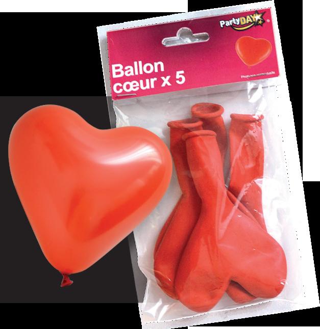ballon-coeur